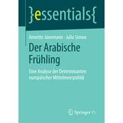 Der Arabische Frühling - eBook