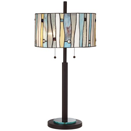 Pacific Coast Lighting 87-7068-22 Appalachian Spirit 32 inch 120 watt Dark Bronze Table Lamp Portable Light