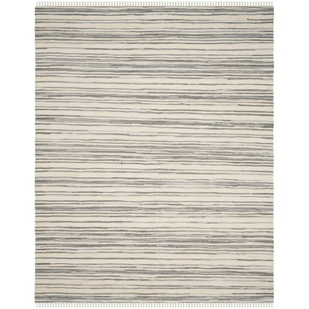 Safavieh Rag Benton Striped Area Rug or Runner ()