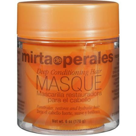 3 Pack - Mirta de Perales Deep Conditioning Hair Masque  6 oz - Musique De Halloween 2