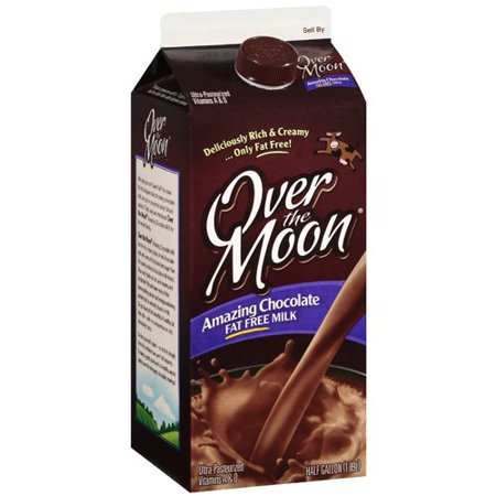 Over The Moon Fat Free Milk 2