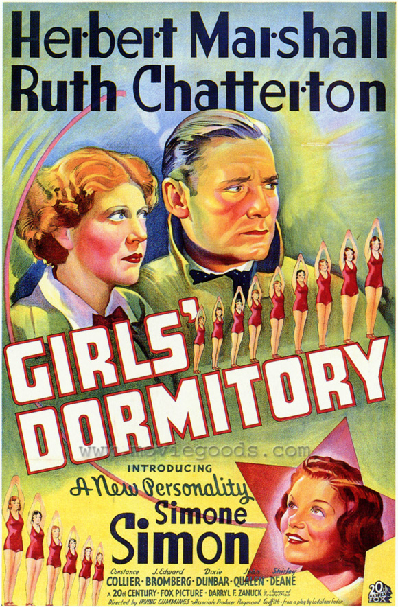 Girls Dormitory POSTER Movie (27x40) by Pop Culture Graphics