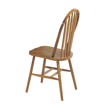 ACME Noelle Side Chair, Oak (Set of 4)