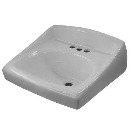(Lavatory Sink,Wall Mount,8