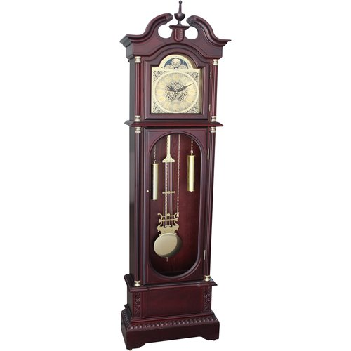 Astoria Grand Chisley 71.63'' Grandfather Clock by
