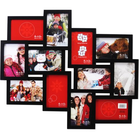12-Opening Collage Picture Frame