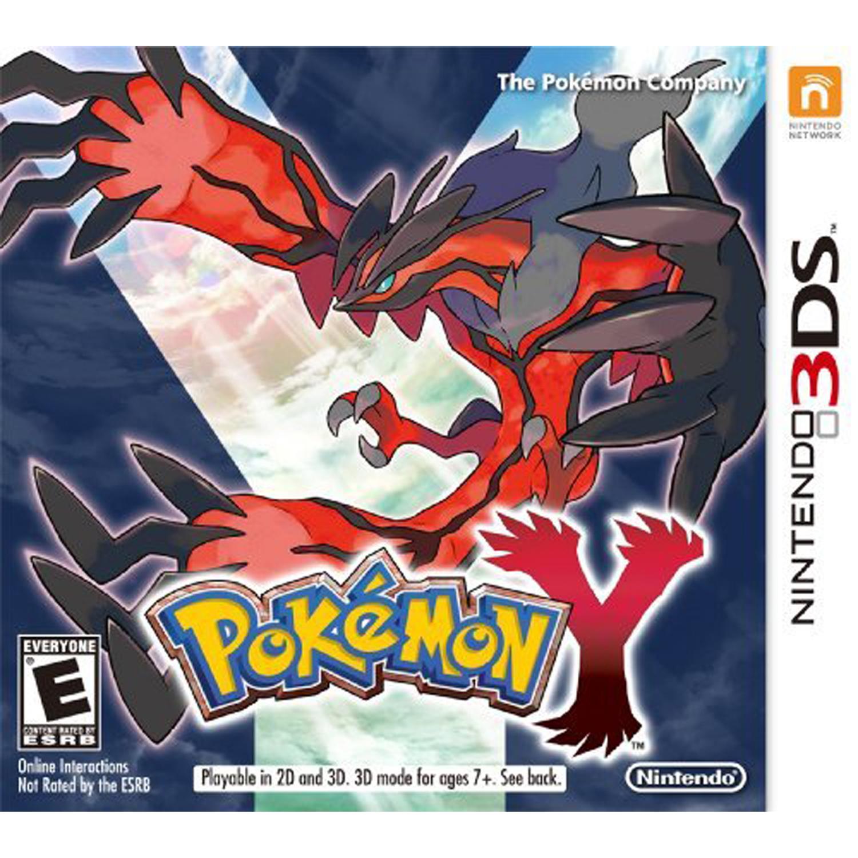 Pokemon Y, Nintendo, Nintendo 3DS, [Digital Download], 0004549668024
