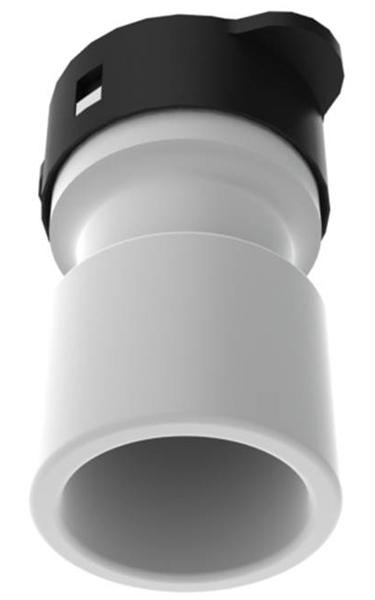 Apollo 1//2-in Polyethylene Drip Irrigation Elbow 5-Pack