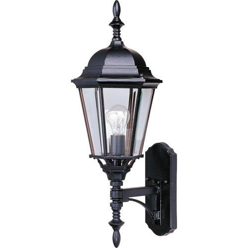 Maxim Lighting 1003 Outdoor Sconce Maxim Lighting 1003 Westlake 1-Light Outdoor Sconce