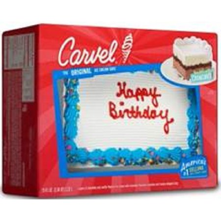 Oz Carvel Ice Cream Cake Price