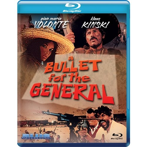 A Bullet For The General (Blu-ray)