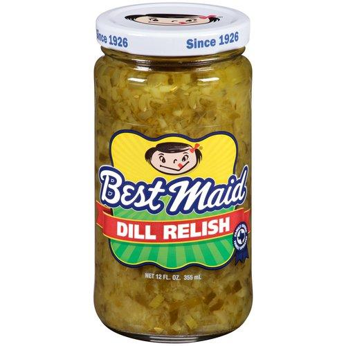Best Maid Dill Relish, 12 fl oz