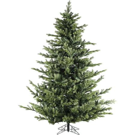 Fraser Hill Farm Unlit 7.5' Foxtail Pine Artificial Christmas Tree