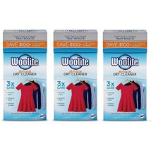 Dry Cleaning Kits: Woolite At Home Dry Cleaner