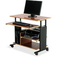 Safco Saf1927cy Muv Mini Tower Desk 1 Each