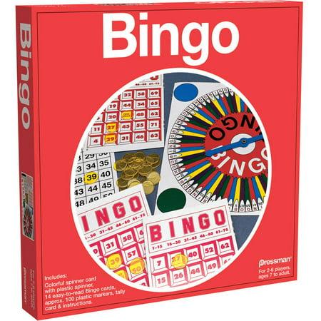 Bingo (Luau Bingo)