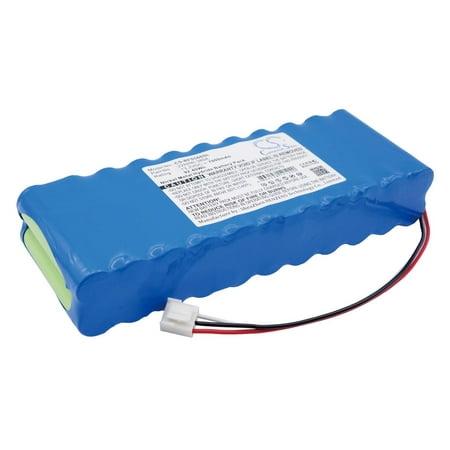 Cameron Sino 7000mAh Battery for Rohde & Schwarz Spectrum Analyzer (Airmagnet Spectrum Analyzer)