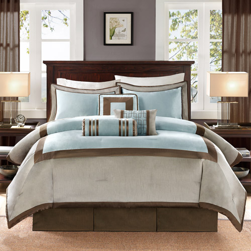 Home Essence Beverly 7-Piece Comforter Set