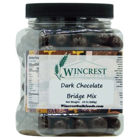 Bridge Mix (Dark Chocolate Bridge Mix - 1.5 Lb)