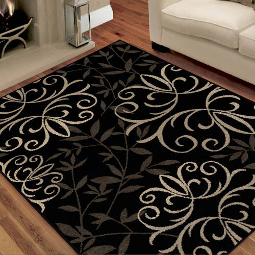 Better Homes and Gardens Iron Fleur Area Rug or Runner