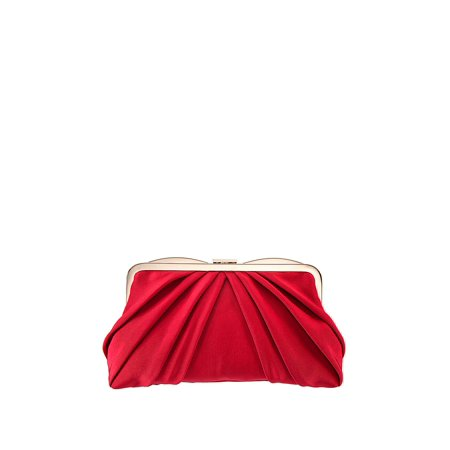 Haidyn Pleated Convertible Clutch
