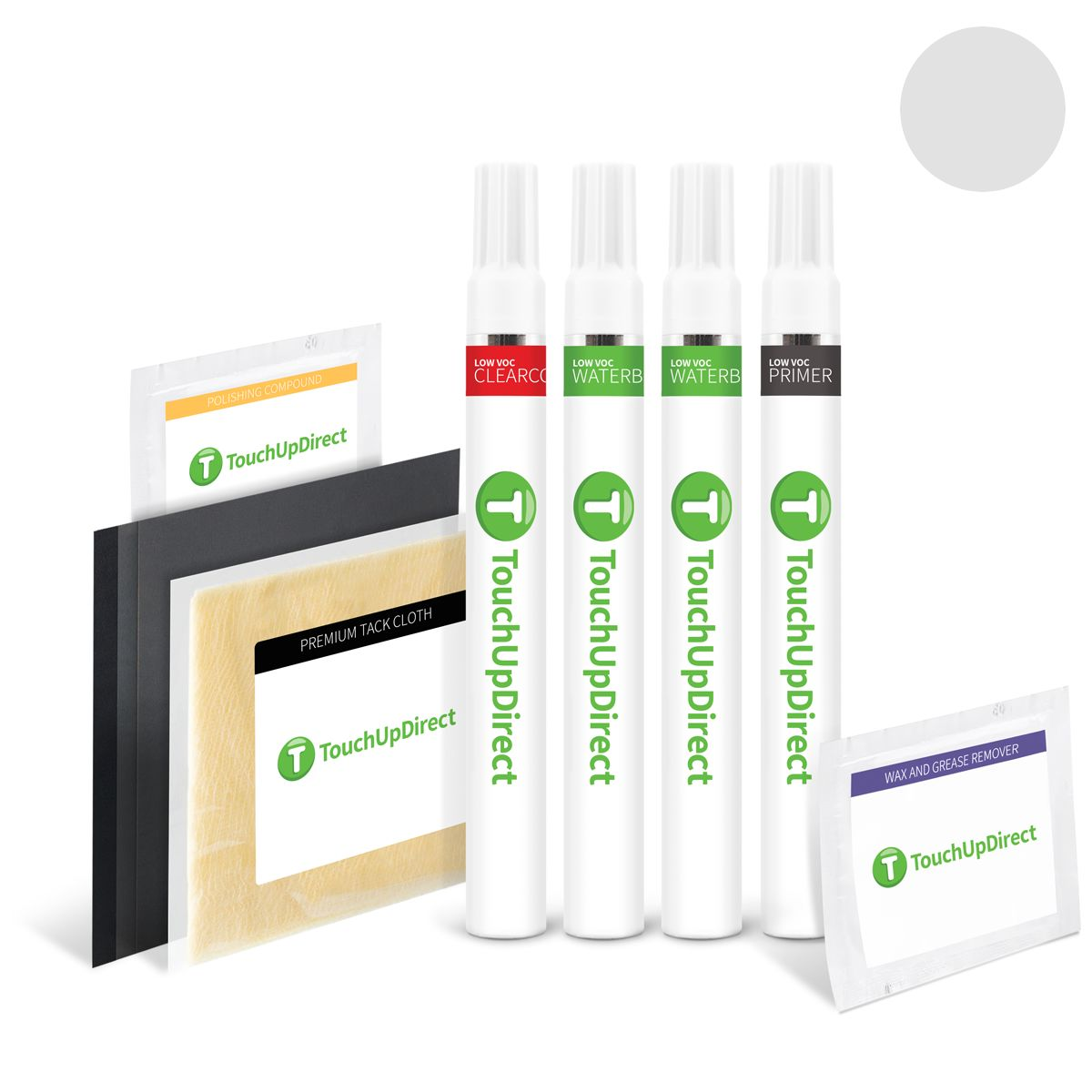 Hyundai Casablanca White Pearl Touch Up Paint (MW/YW6)- Package