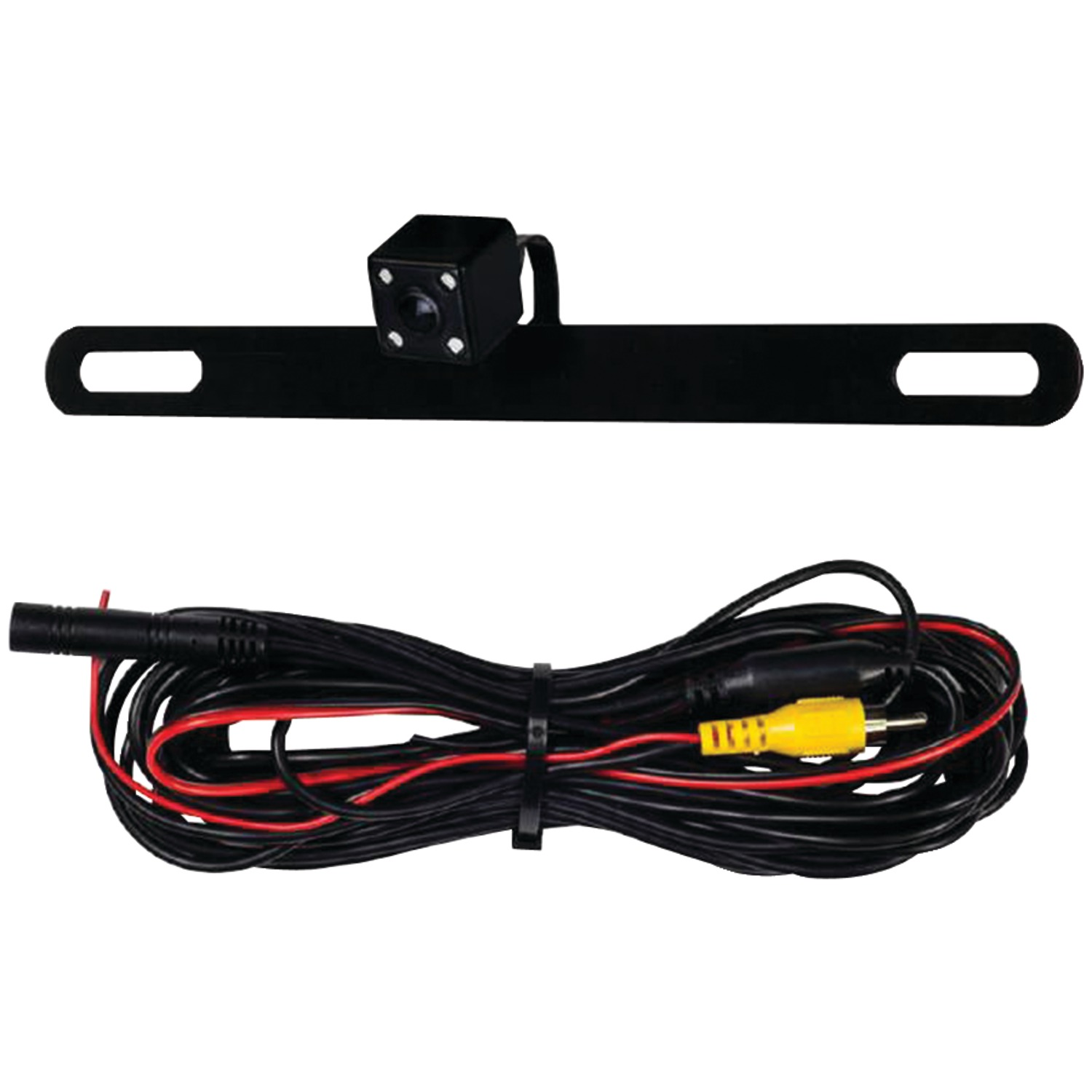 Ibeam Vehicle Safety Systems TE-BPCIR Behind License Plate Camera With Ir Leds
