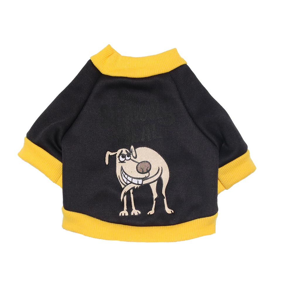 Small Pet Dog Clothes Fashion Costume Puppy Printing T-Shirt Apparel