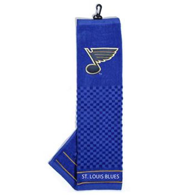 Team Golf 15410 St.  Louis Blues Team Logo Golf Embroidered Towel