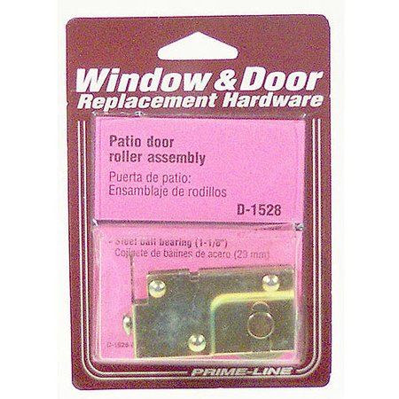 Prime Line Products D1528 Sliding Glass Door Roller Assembly