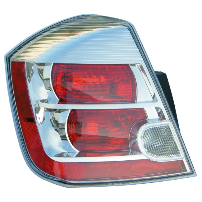 Tail Light - Cooling Direct Fit/For NI2818114 07-09 Nsn Sentra Tail Lamp Assembly Lh (2.0L-Eng Only) NSF