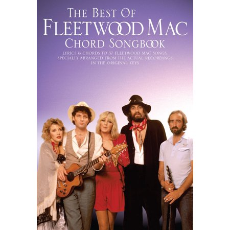 The Best of Fleetwood Mac Chord Songbook - eBook