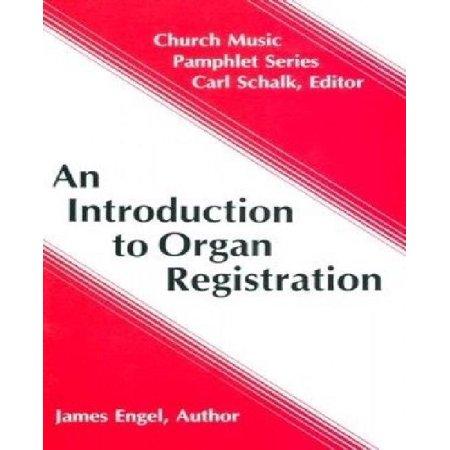 An Introduction to Organ Registration - image 1 de 1