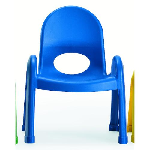 8 in. Kids Chair (Canary Yellow)