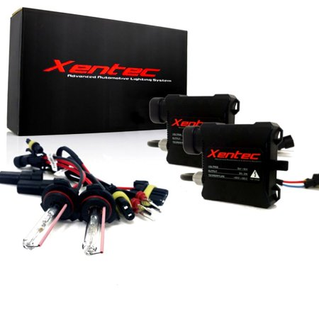 6000K H11 Super Slim Digital XENON HID Conversion Kit HeadLight Bulb Ballast Car Truck Motorcycle Xentec