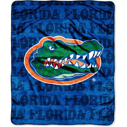 """NCAA Florida Gators 50"""" x 60"""" Throw"""