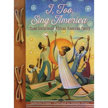 Grade 3 Halloween Poetry (I, Too, Sing America : Three Centuries of African American)