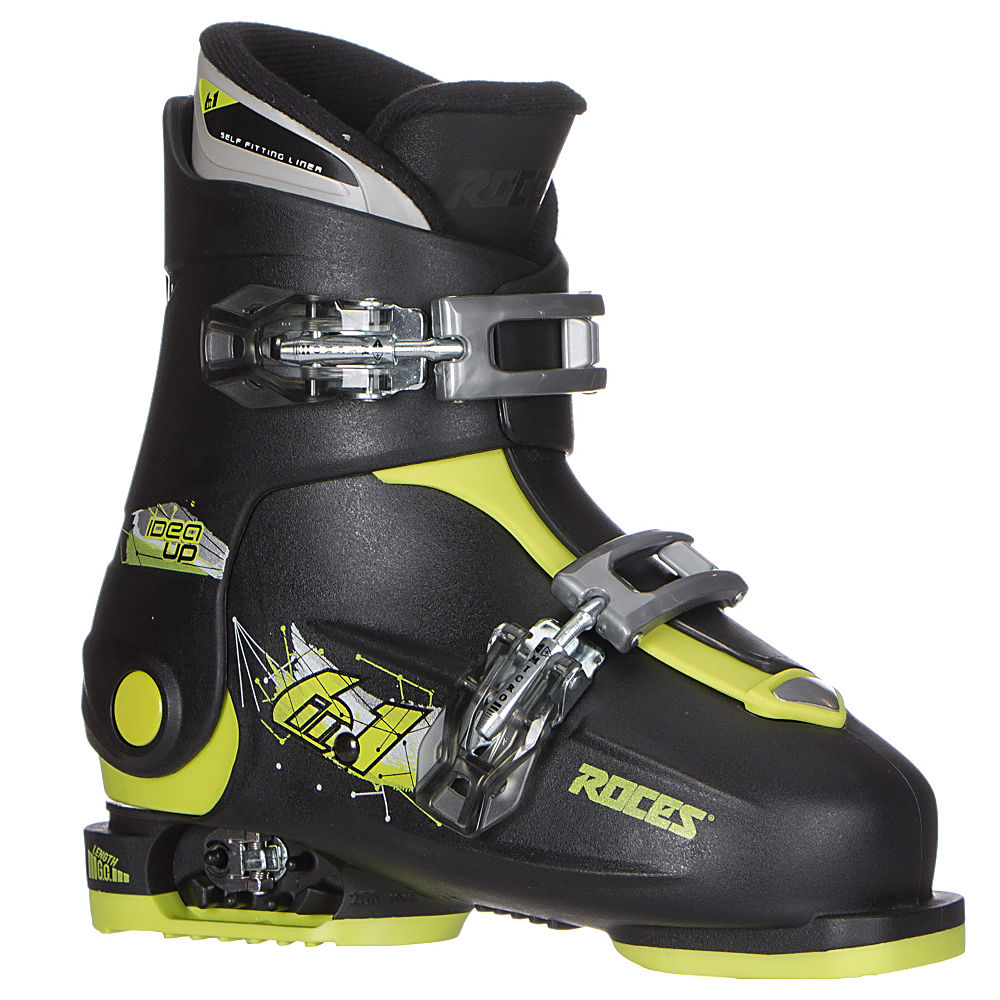 Roces Idea Up Adjustable Kids Ski Boots by Roces