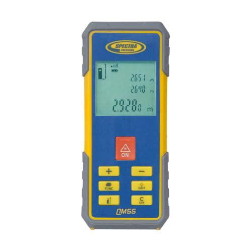Spectra Precision QM55 Quick Measure Laser Distance Meter
