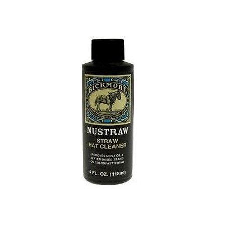 Bickmore NuStraw Non-Toxic Straw Hat Cleaner 4 oz