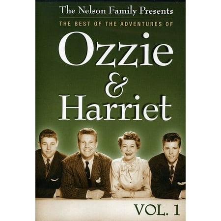 The Best of the Adventures of Ozzie & Harriet: Volume 1 (The Adventures Of Ozzie And Harriet Full Episodes)