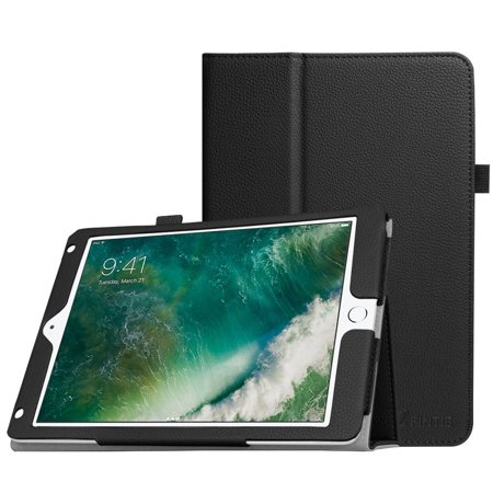 Fintie iPad 9.7 Inch 2018 / 2017 Case, Folio Cover for iPad 6th Gen / 5th Gen /iPad Air 2 / iPad Air, Black Case Sleeve Folio Cover