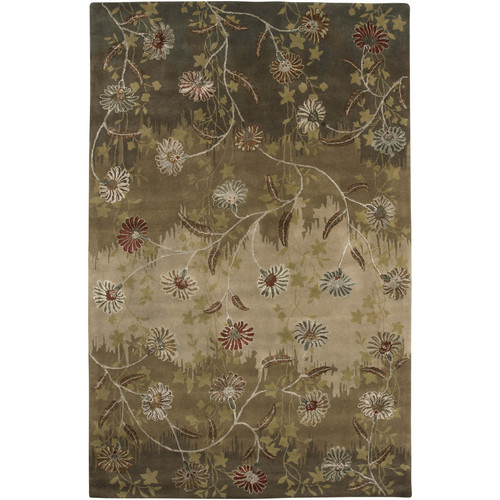 AMER Rugs Gardenia Hand-Tufted Area Rug