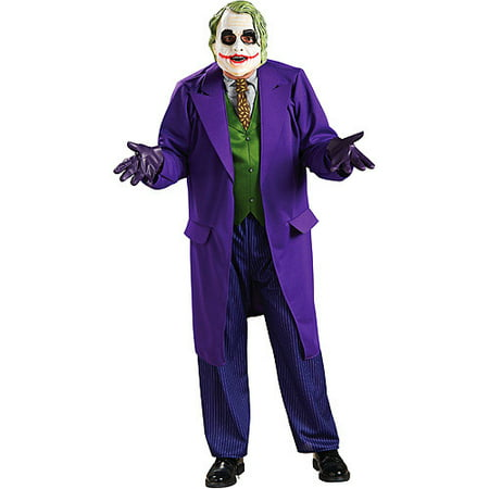 Rubies Deluxe Joker Costume - Joker Halloween Costume Homemade