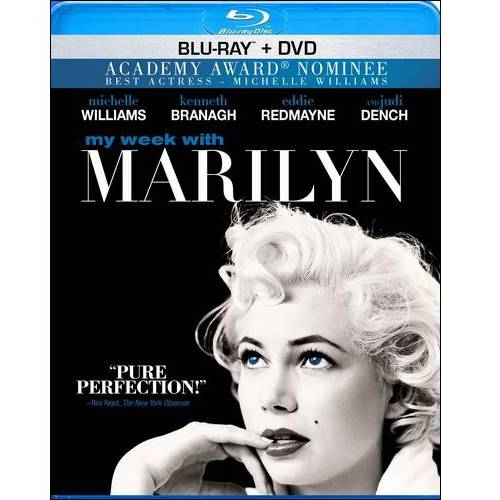 MY WEEK WITH MARILYN (BLU-RAY/DVD/COMBO)