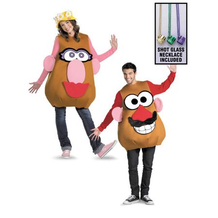 Mr. Or Ms. Potato Head Unisex Adult Costume Party Kit
