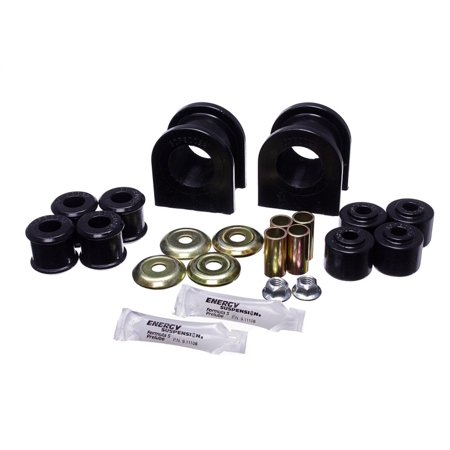 Energy Suspension 89-11 Ford F53 Motorhome Black 36mm Rear Sway Bar Bushing Set Ford F53 Motorhome Chassis