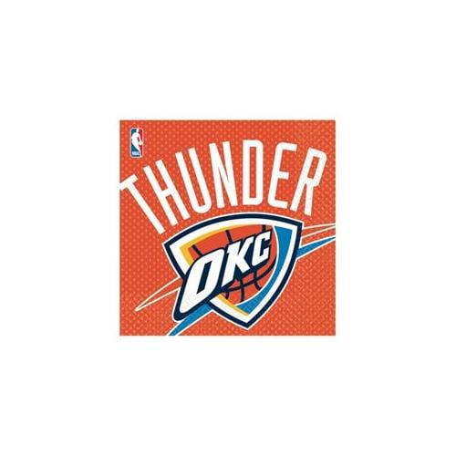 NBA Oklahoma City Thunder Lunch Napkins (16ct)