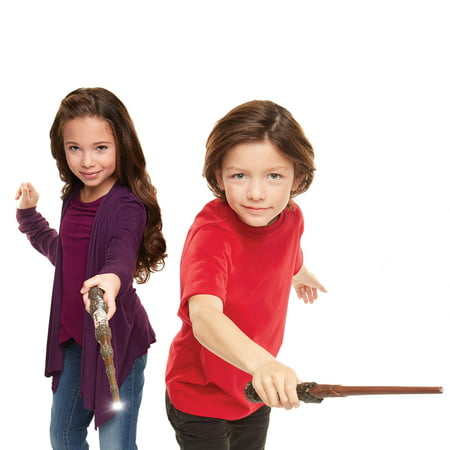 Harry Potter Interactive Wizard Training Wand - Harry Potter's - Wanda Wizard Costume