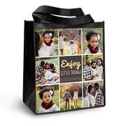 Reusable Photo Grocery Tote Bag